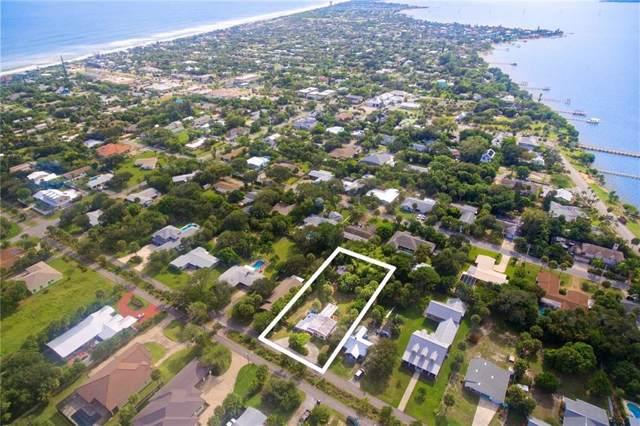 523 Sunset Boulevard, Melbourne Beach, FL 32951 (MLS #227840) :: Billero & Billero Properties