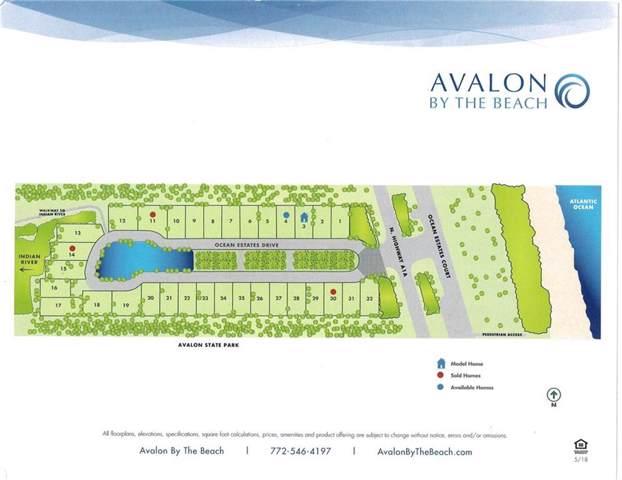 21 Ocean Estates Drive, Hutchinson Island, FL 34994 (MLS #227883) :: Billero & Billero Properties