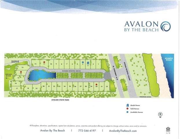 22 Ocean Estates Drive, Hutchinson Island, FL 34994 (MLS #227884) :: Billero & Billero Properties