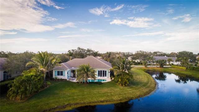 1201 Islander Way, Vero Beach, FL 32963 (MLS #228084) :: Team Provancher | Dale Sorensen Real Estate