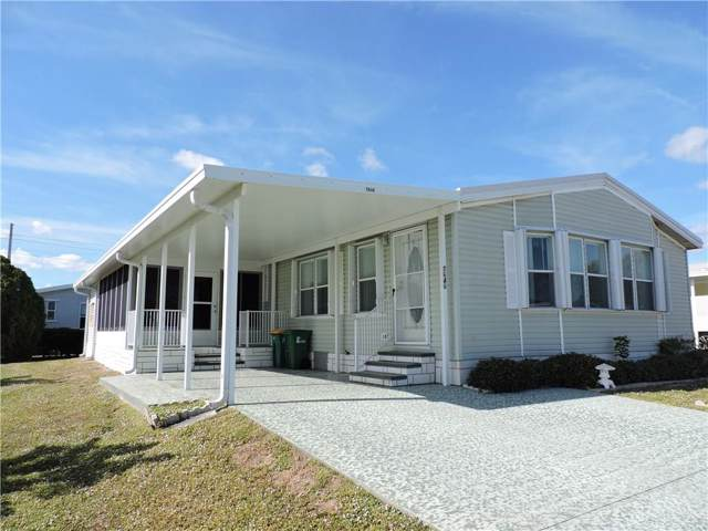 7646 Cedar Bark Road #0, Micco, FL 32976 (MLS #228164) :: Team Provancher | Dale Sorensen Real Estate