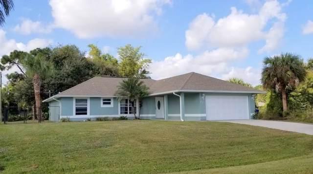 231 Faith Terrace, Sebastian, FL 32958 (MLS #228183) :: Billero & Billero Properties