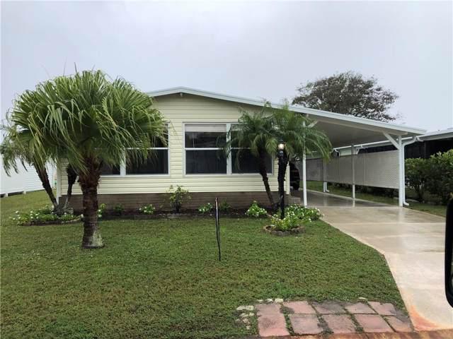 931 Dogwood Drive, Barefoot Bay, FL 32976 (MLS #228246) :: Billero & Billero Properties