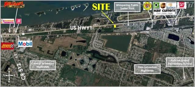 10435 Us Highway 1, Sebastian, FL 32958 (MLS #228266) :: Billero & Billero Properties