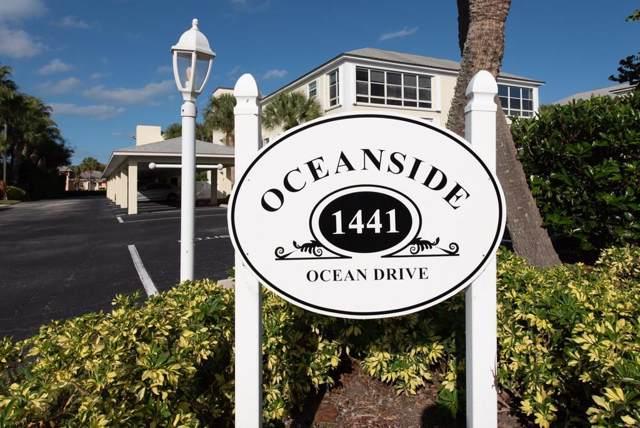 1441 Ocean Drive #202, Vero Beach, FL 32963 (MLS #228321) :: Billero & Billero Properties