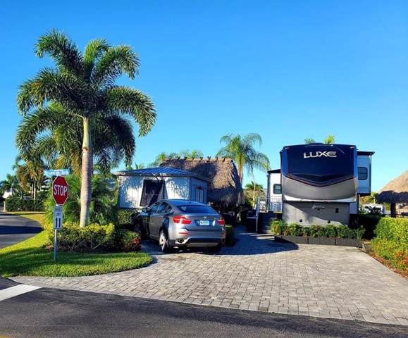3612 7 Path SW #331, Okeechobee, FL 34974 (MLS #228386) :: Team Provancher | Dale Sorensen Real Estate