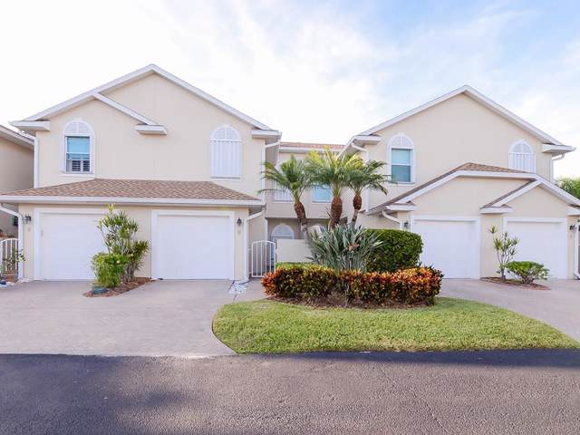 3223 S Lakeview Circle 20-7, Hutchinson Island, FL 34949 (MLS #228510) :: Billero & Billero Properties