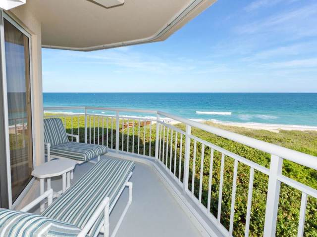 3870 N Highway A1a #504, Hutchinson Island, FL 34949 (MLS #228648) :: Team Provancher | Dale Sorensen Real Estate