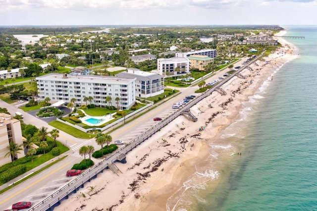 4049 Ocean Drive #204, Vero Beach, FL 32963 (MLS #228816) :: Team Provancher   Dale Sorensen Real Estate