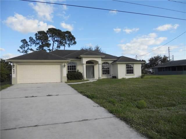 442 SW Tulip Boulevard, Port Saint Lucie, FL 34953 (MLS #228876) :: Billero & Billero Properties