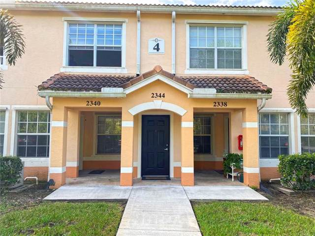 2344 57th Circle #2344, Vero Beach, FL 32966 (#228910) :: The Reynolds Team/ONE Sotheby's International Realty