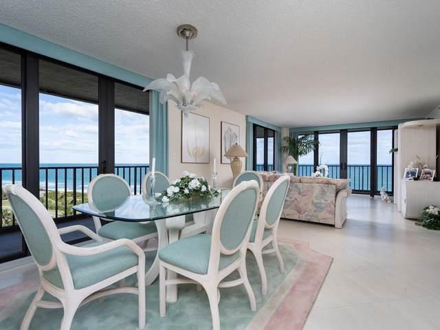 5047 N Highway A1a #1003, Hutchinson Island, FL 34949 (MLS #228955) :: Billero & Billero Properties