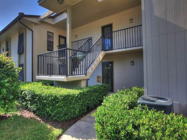 6 Plantation Drive #105, Vero Beach, FL 32966 (MLS #228990) :: Billero & Billero Properties