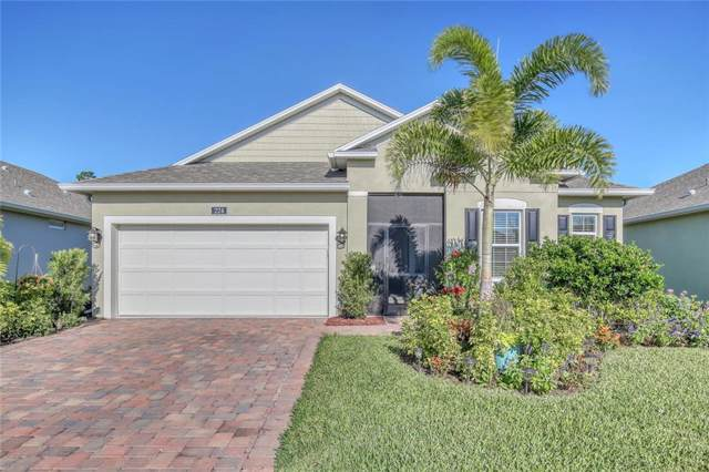 224 Sandcrest Circle, Sebastian, FL 32958 (MLS #228996) :: Team Provancher | Dale Sorensen Real Estate