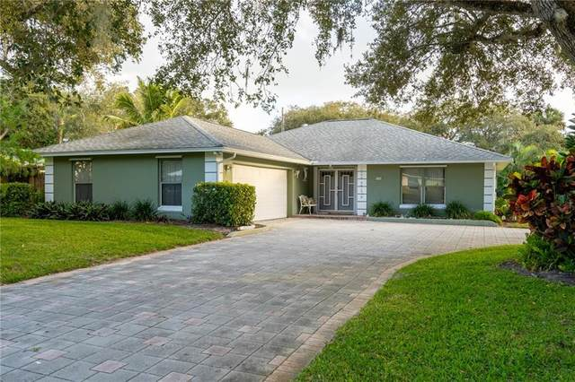 506 Indian Lilac Road, Vero Beach, FL 32963 (MLS #229015) :: Team Provancher | Dale Sorensen Real Estate