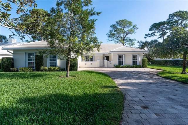 5805 Magnolia Lane #5805, Vero Beach, FL 32967 (#229018) :: Keller Williams Vero Beach