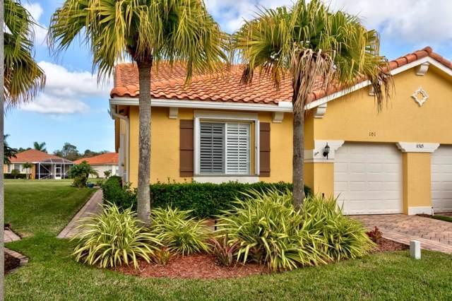 6505 Oxford Circle 101A, Vero Beach, FL 32966 (MLS #229055) :: Team Provancher | Dale Sorensen Real Estate