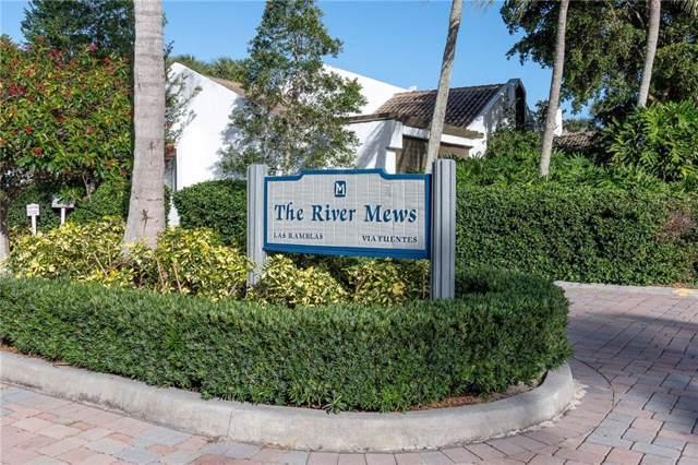 2190 Via Fuentes #2190, Vero Beach, FL 32963 (#229068) :: The Reynolds Team/ONE Sotheby's International Realty
