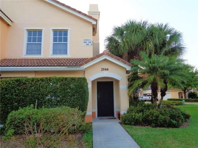2504 57th Circle #2504, Vero Beach, FL 32966 (MLS #229132) :: Billero & Billero Properties