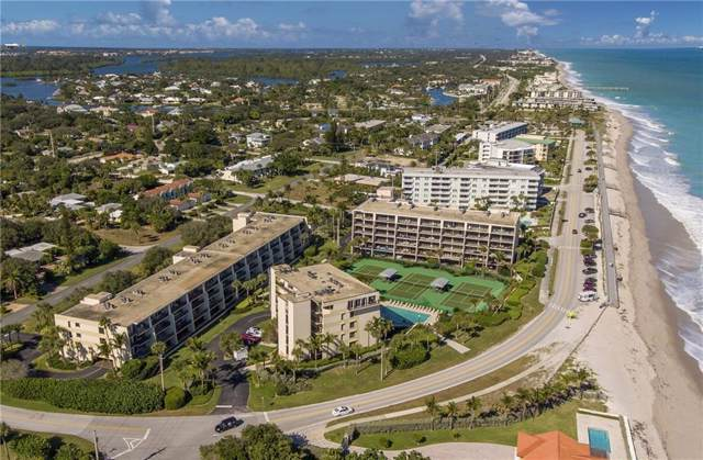3939 Ocean Drive 206B, Vero Beach, FL 32963 (#229175) :: The Reynolds Team/ONE Sotheby's International Realty