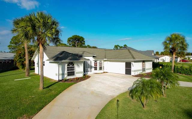 502 Melrose Lane, Sebastian, FL 32958 (MLS #229257) :: Billero & Billero Properties