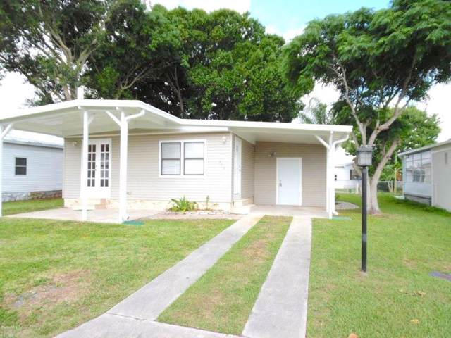 705 Lark Drive, Barefoot Bay, FL 32976 (MLS #229353) :: Billero & Billero Properties