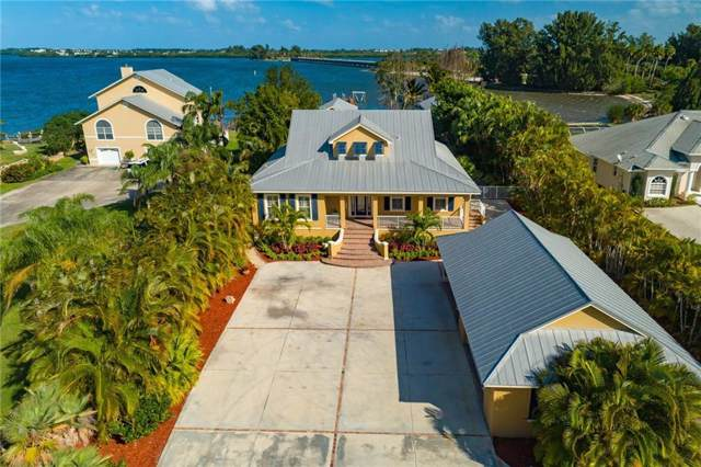 8810 44th Avenue, Sebastian, FL 32958 (MLS #229379) :: Team Provancher | Dale Sorensen Real Estate