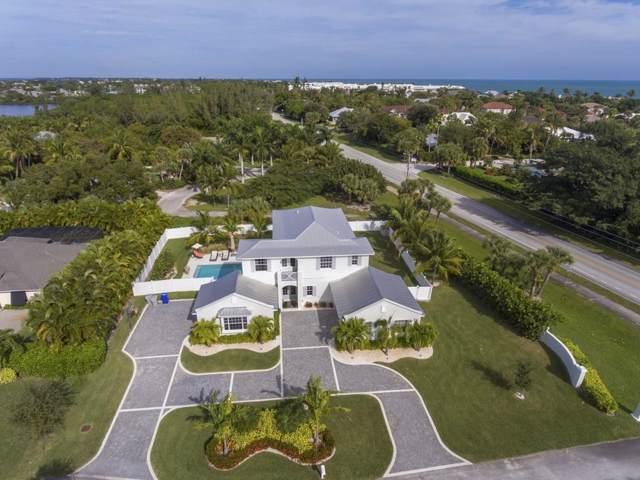 2190 Seminole Shores Lane, Vero Beach, FL 32963 (MLS #229406) :: Billero & Billero Properties
