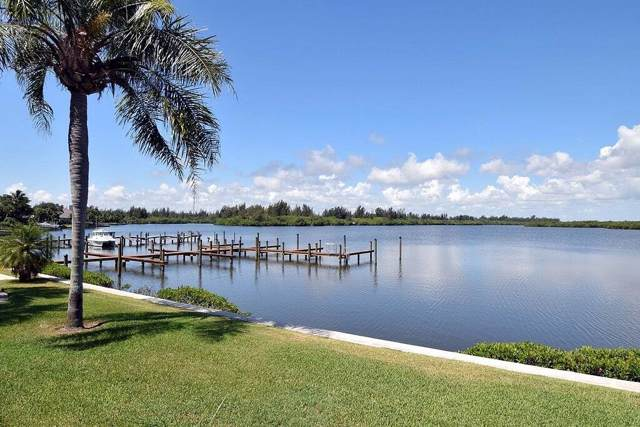 5151 Highway A1a #513, Indian River Shores, FL 32963 (MLS #229550) :: Team Provancher | Dale Sorensen Real Estate