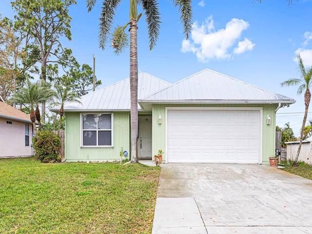 2966 1st Place, Vero Beach, FL 32968 (MLS #229607) :: Team Provancher   Dale Sorensen Real Estate