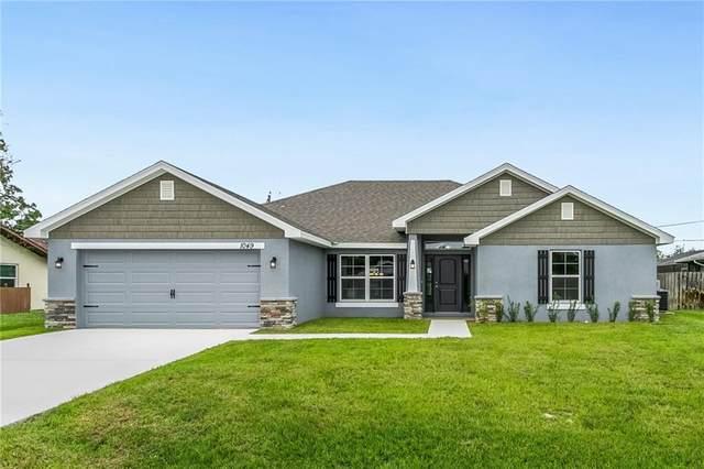 5365 San Benedetto Pl, Fort Pierce, FL 34984 (MLS #229658) :: Team Provancher   Dale Sorensen Real Estate