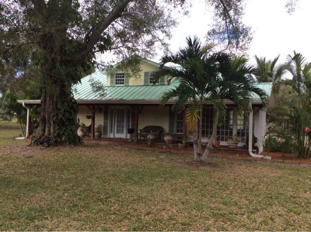 5380 8th Street, Vero Beach, FL 32968 (MLS #229679) :: Team Provancher | Dale Sorensen Real Estate