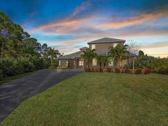 4762 Blossom Ridge Place, Grant Valkaria, FL 32949 (MLS #229700) :: Team Provancher | Dale Sorensen Real Estate