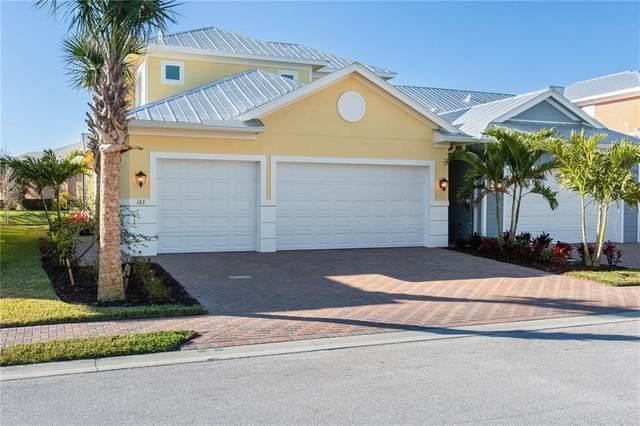 2010 Bridgepointe Circle #103, Vero Beach, FL 32967 (MLS #229872) :: Team Provancher | Dale Sorensen Real Estate