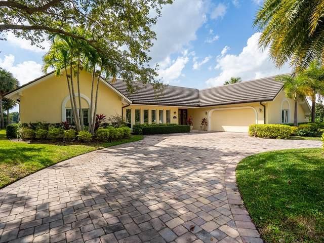 195 Spinnaker Drive, Vero Beach, FL 32963 (#229972) :: The Reynolds Team/ONE Sotheby's International Realty