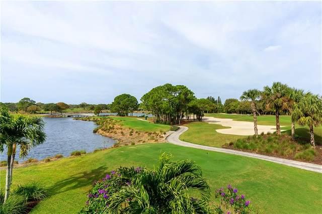606 Bridgewater Lane, Vero Beach, FL 32962 (MLS #229995) :: Team Provancher | Dale Sorensen Real Estate