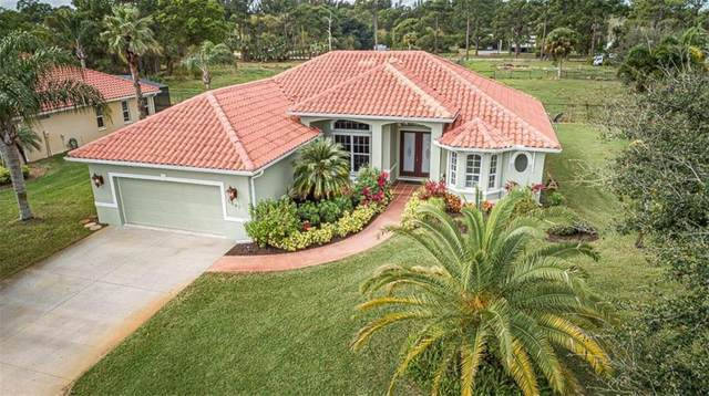 5897 Pine Ridge Circle, Vero Beach, FL 32967 (MLS #230004) :: Billero & Billero Properties
