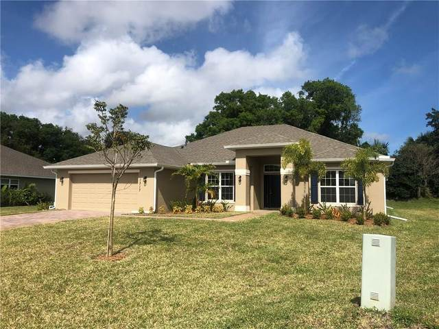 1317 Scarlet Oak Circle, Vero Beach, FL 32966 (MLS #230057) :: Team Provancher | Dale Sorensen Real Estate