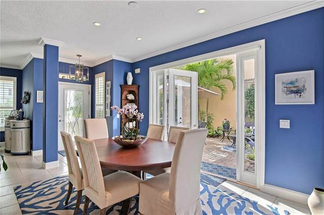 1358 Winding Oaks Circle W, Vero Beach, FL 32963 (MLS #230078) :: Team Provancher | Dale Sorensen Real Estate