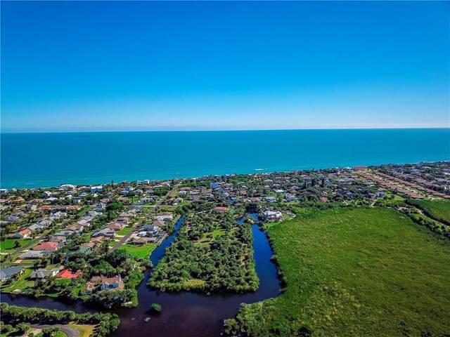 211 Crystal Bay Lane, Melbourne Beach, FL 32951 (MLS #230160) :: Billero & Billero Properties