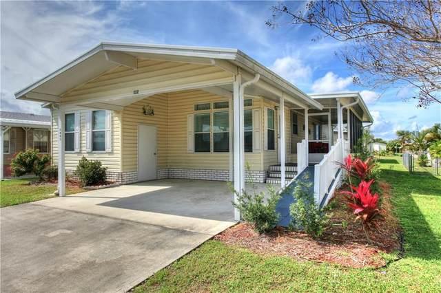 1005 Ginger Lane, Barefoot Bay, FL 32976 (MLS #230196) :: Billero & Billero Properties