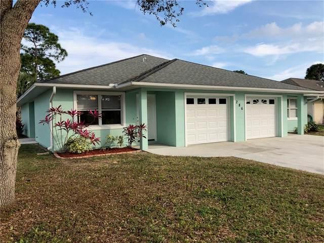 286 Keen Terrace, Sebastian, FL 32958 (MLS #230219) :: Billero & Billero Properties