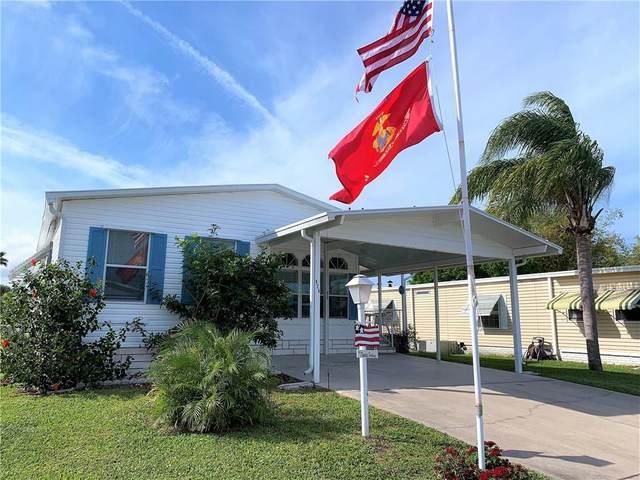 824 Thrush Circle, Barefoot Bay, FL 32976 (MLS #230229) :: Billero & Billero Properties