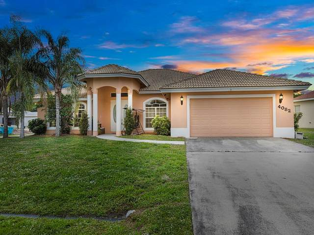 4082 SW Canrady Street, Port Saint Lucie, FL 34953 (MLS #230260) :: Billero & Billero Properties