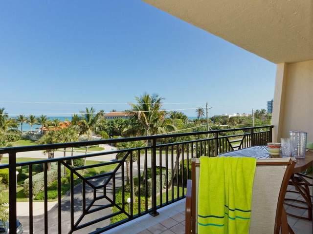 3939 Ocean Drive Ph412c, Vero Beach, FL 32963 (MLS #230271) :: Billero & Billero Properties
