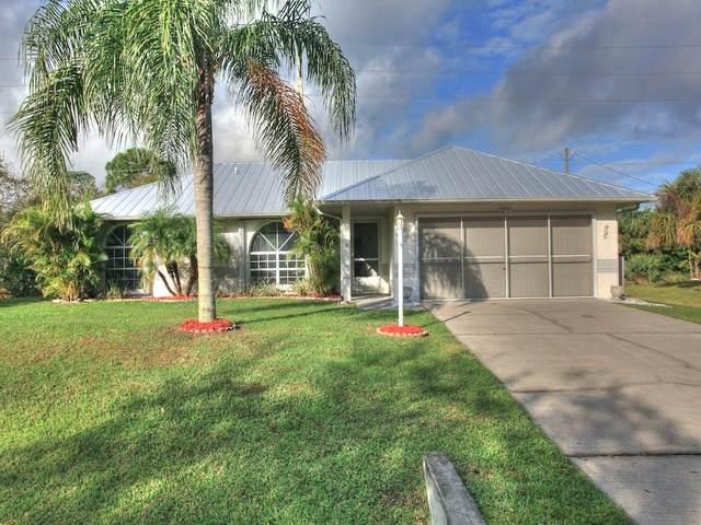 9632 Honeysuckle Drive, Micco, FL 32976 (MLS #230284) :: Billero & Billero Properties
