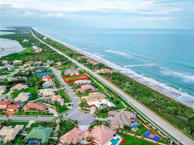203 Loggerhead Drive, Melbourne Beach, FL 32951 (MLS #230290) :: Billero & Billero Properties