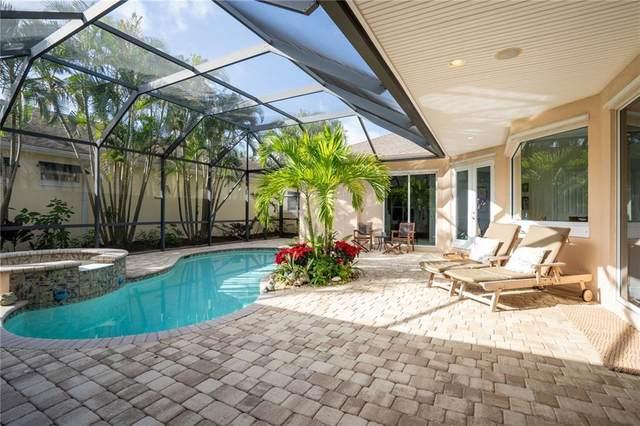 224 Oak Hammock Circle SW, Vero Beach, FL 32962 (MLS #230308) :: Team Provancher | Dale Sorensen Real Estate