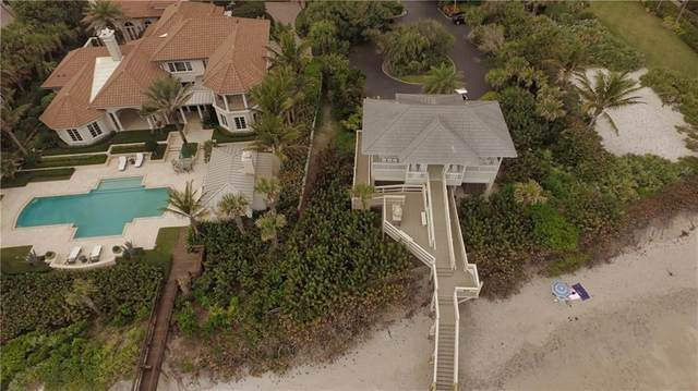 100 Chiefs Trail, Indian River Shores, FL 32963 (MLS #230346) :: Team Provancher | Dale Sorensen Real Estate