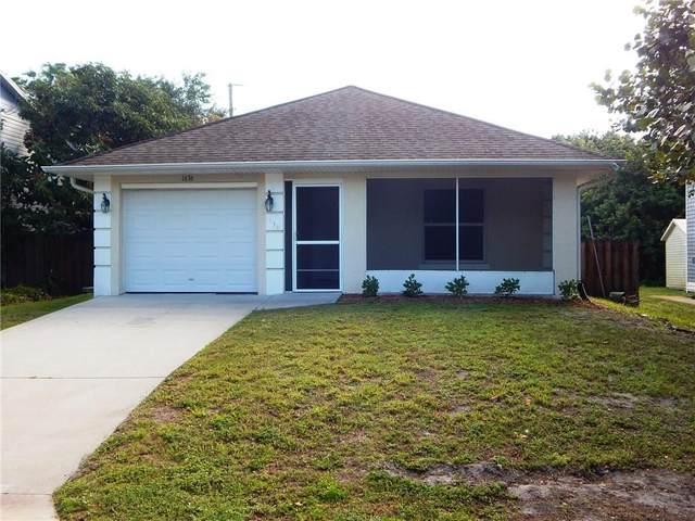 1636 4th Avenue SW, Vero Beach, FL 32962 (MLS #230356) :: Team Provancher   Dale Sorensen Real Estate